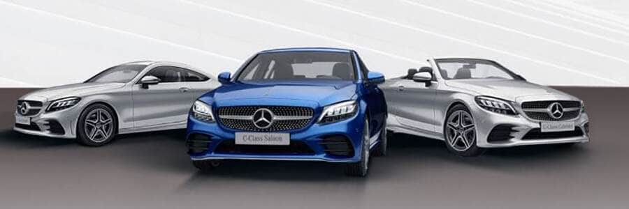 Mercedes-Benz model overview